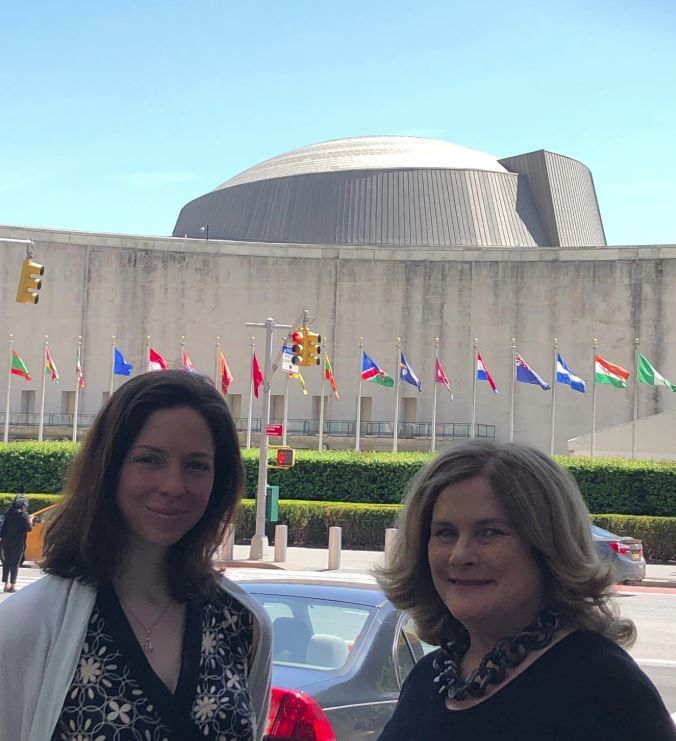 DCU Researchers Invited to Speak at UN Headquarters